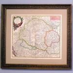 Map Framing Cork Ireland---Ballincollig Picture Framing Cork