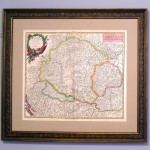 Map Framing Cork Ireland---Ballincollig Picture Framing Cork